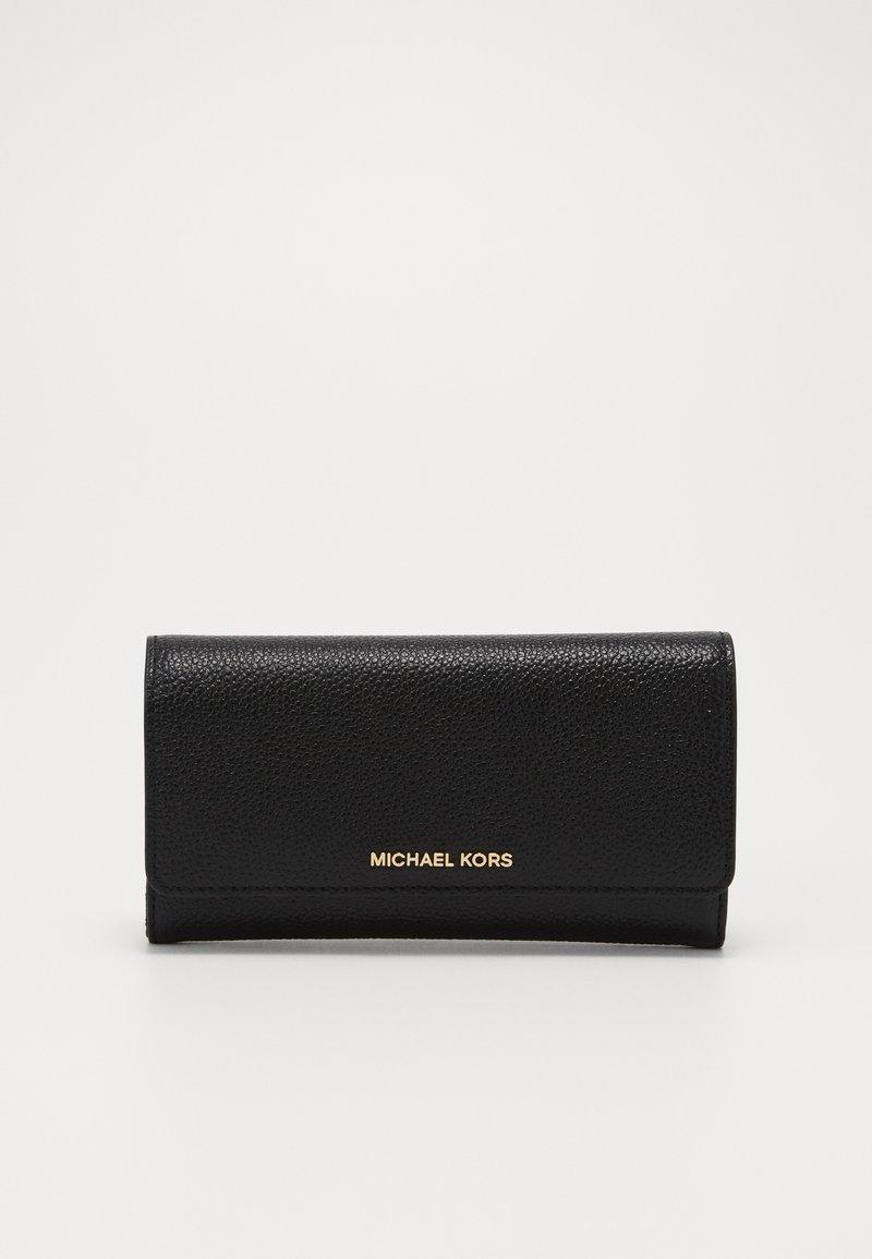 MICHAEL Michael Kors - TRIFOLD WALLET - Peněženka - black