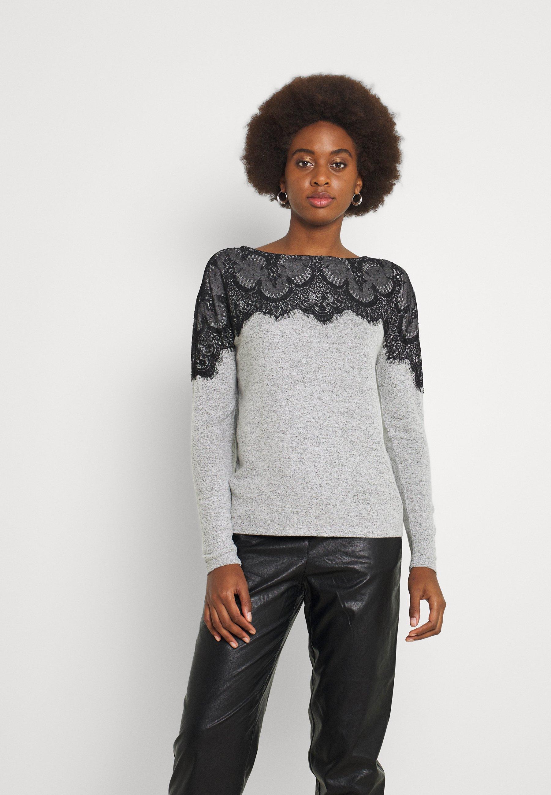 Femme VMBLIMA BOATNECK - Pullover