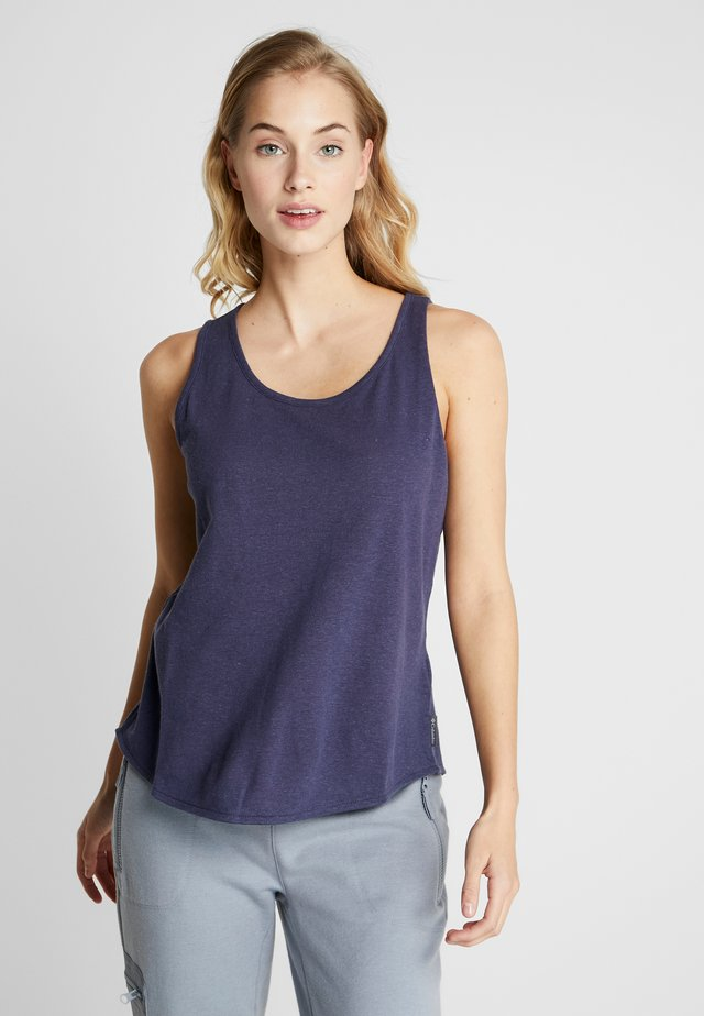 SUMMER CHILL TANK - Toppi - nocturnal