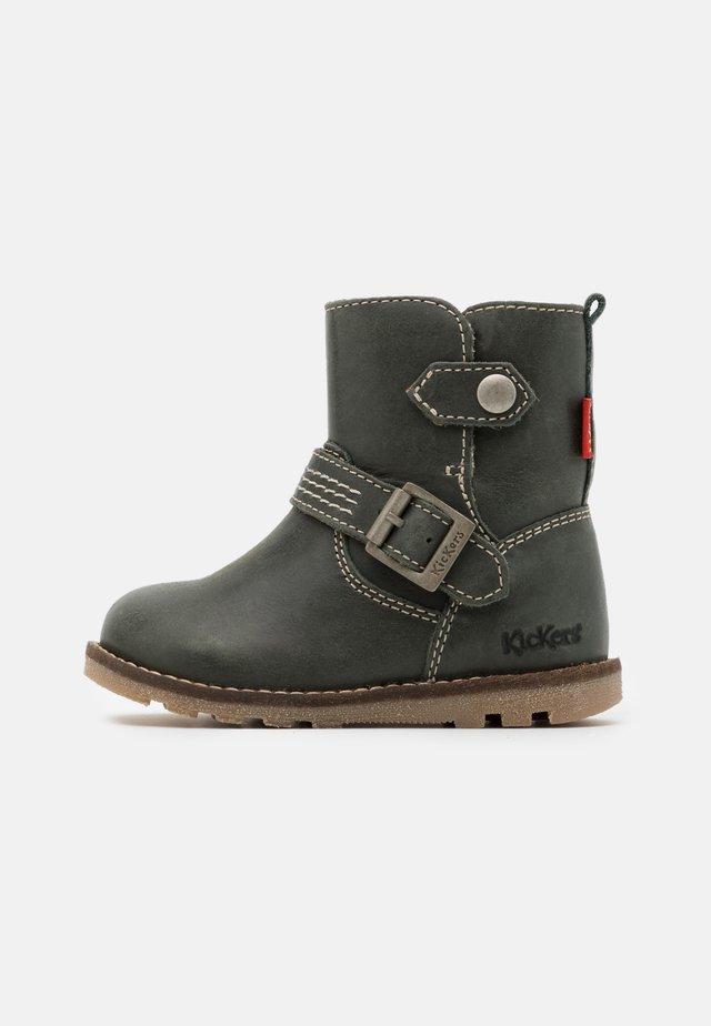 NONOBOOT UNISEX - Classic ankle boots - kaki