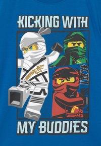 LEGO Wear - Print T-shirt - blue - 2