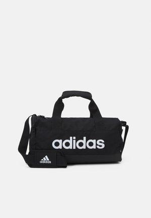 LINEAR DUF XS UNISEX - Sporttasche - black/white