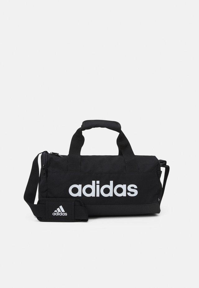 LINEAR DUF XS UNISEX - Sporttas - black/white