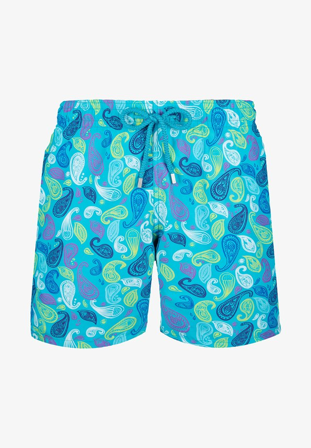 Swimming shorts - light azure