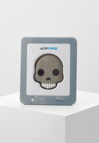 mojipower - SKULLEXTERNAL BATTERY - Power bank - grey - 5