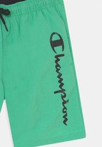Champion - Swimming shorts - mint - 2