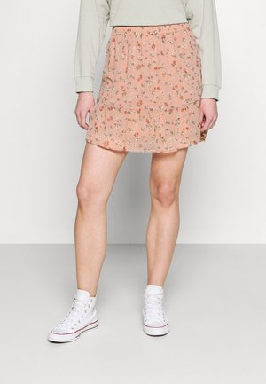 VMYARA SHORT SKIRT  - Miniskjørt - misty rose
