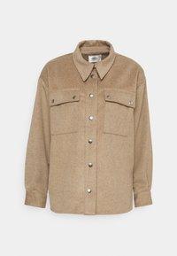 Moss Copenhagen - REETA - Summer jacket - cornstalk - 0