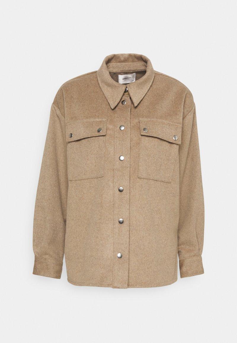 Moss Copenhagen - REETA - Summer jacket - cornstalk