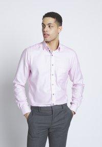 OLYMP - OLYMP LUXOR MODERN FIT - Shirt - rose - 2