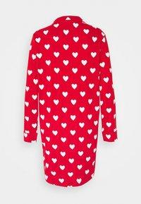 Women Secret - HEARTS  - Noční košile - red - 1