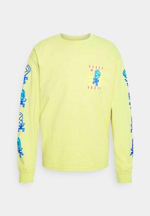 THE RHYTHM - Sweatshirt - spirulina
