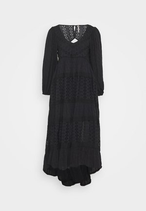 MOCKINGBIRD - Robe longue - black