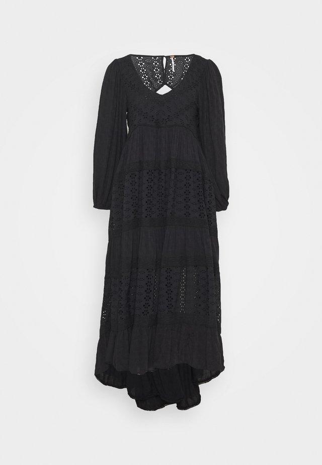 MOCKINGBIRD - Vestido largo - black