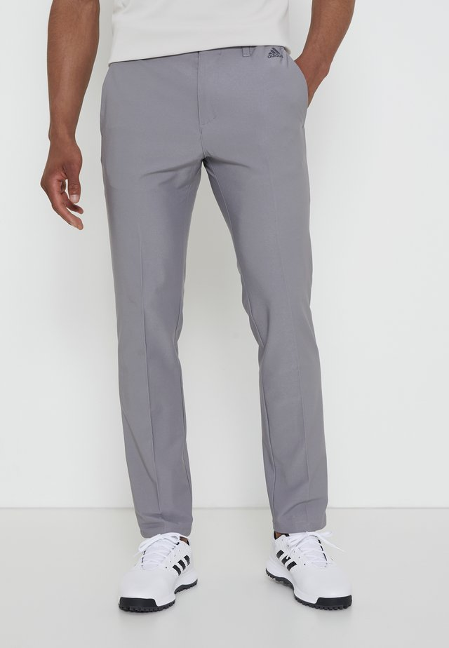 ULTIMATE PANT - Broek - grey three