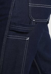 Carhartt WIP - RUCK SINGLE KNEE PANT - Jeans a sigaretta - blue rigid - 5