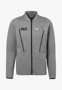 Puma - Zip-up hoodie - grey - 3