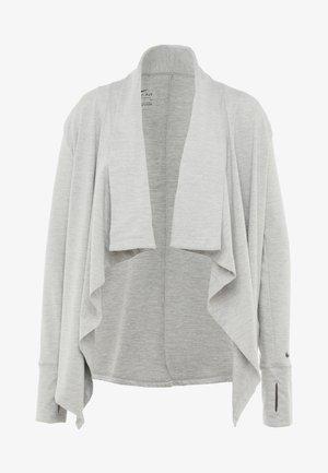 YOGA COLLECTION - Zip-up hoodie - atmosphere grey/heather