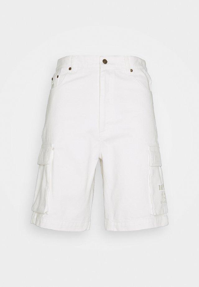 UNISEX - Shorts - off white