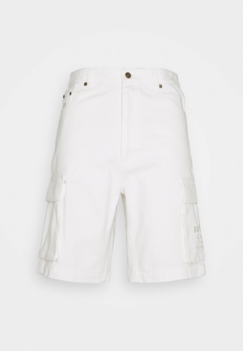 Karl Kani - UNISEX - Shorts - off white