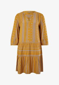 comma casual identity - Day dress - sand embroidery - 5