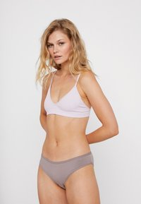 Cotton On Body - SEAMFREE BRALETTE 2 PACK - Topp - crystal pink - 1