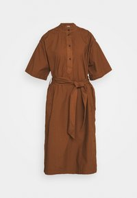 ALICE - Shirt dress - antique wood