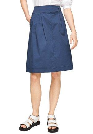 ROK - A-line skirt - faded blue