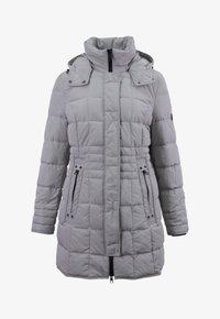 Barbara Lebek - Winter coat - light grey - 0