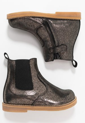 Classic ankle boots - bronze