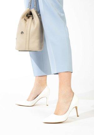 CODY - High heels - white