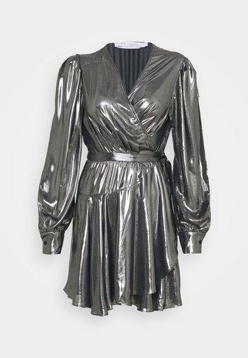 MATCHA - Koktejlové šaty/ šaty na párty - grey