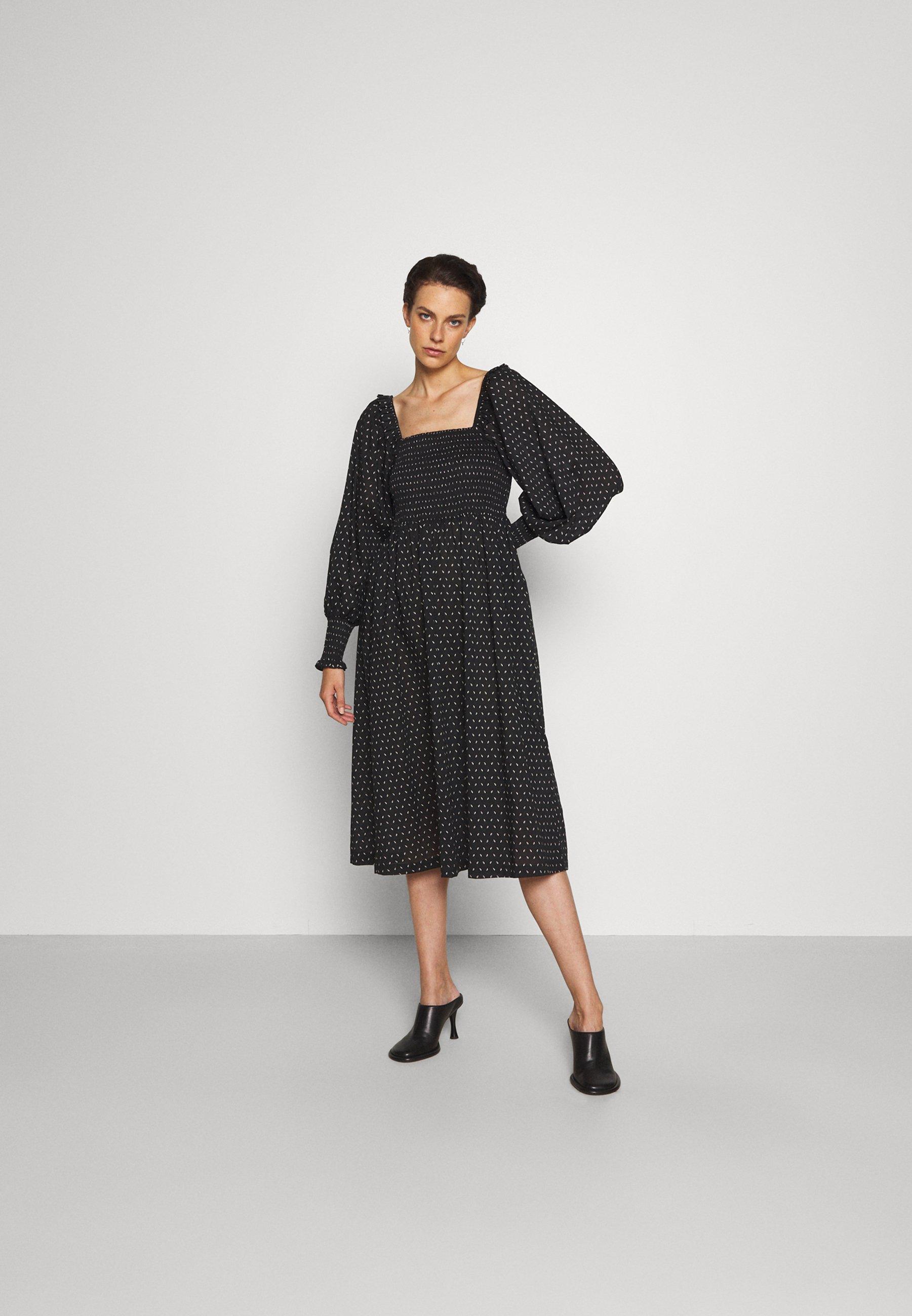 Women ASTER SMOCK DRESS - Day dress