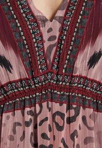 Ana Alcazar - Maxi dress - rosa - 4