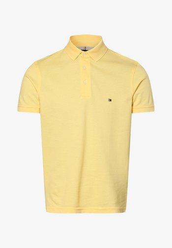 1985 SLIM - Polo shirt - gelb