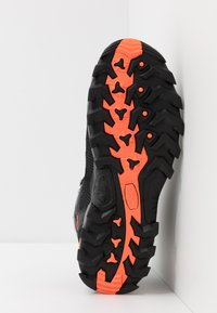 CMP - RIGEL MID TREKKING SHOES WP - Hiking shoes - cemento/nero - 4