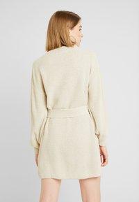 Glamorous - Gebreide jurk - ecru - 3
