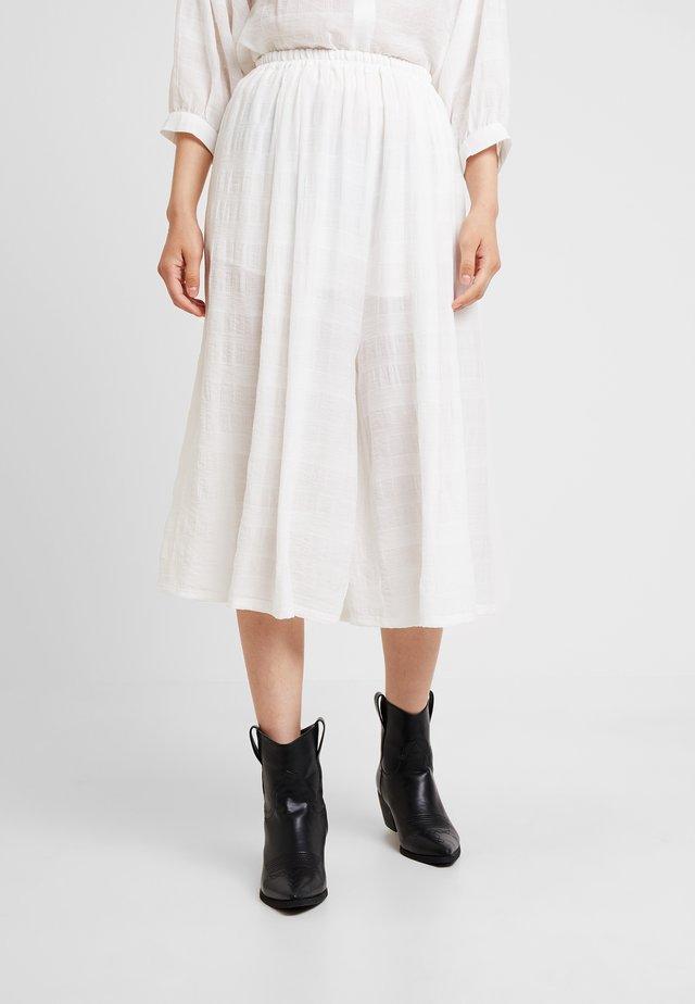 DITABURG - Trousers - blanc