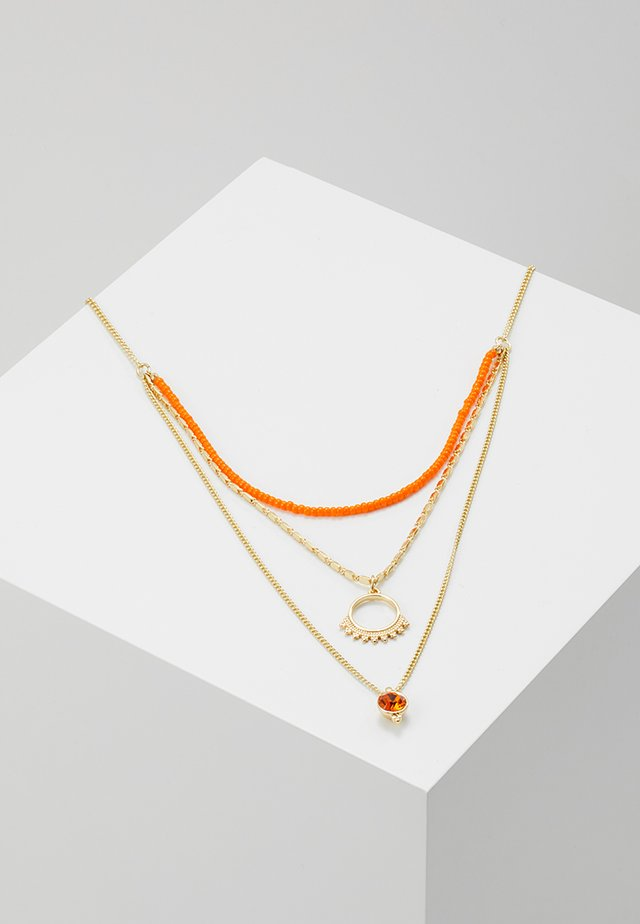 NECKLACE KIKU - Collana - gold-coloured
