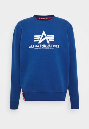 BASIC  - Sweatshirt - nasa blue