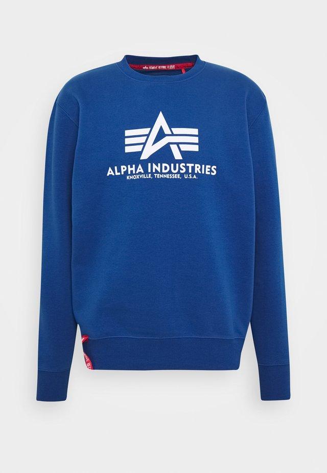BASIC  - Sweater - nasa blue