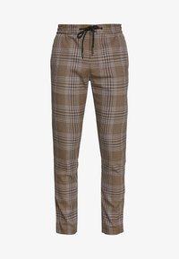 Topman - HERITAGE - Trousers - brown - 4