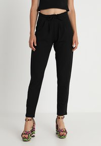JDY - JDYCATIA PANTS - Bukse - black - 0