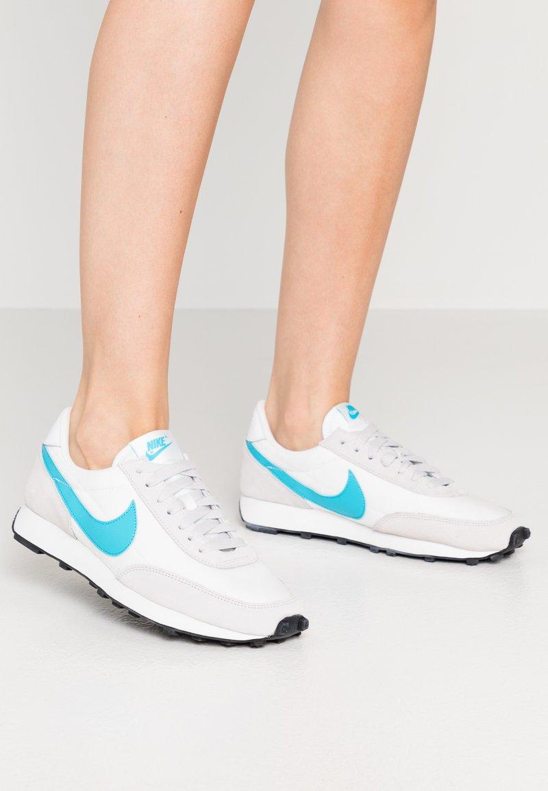 Nike Sportswear - DAYBREAK - Trainers - vast grey/blue fury/summit white/white/black