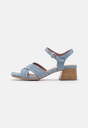 SAND - Sandaler - jeans