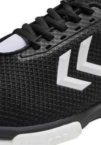 Hummel - AEROCHARGE FUSION - Handball shoes - black - 6