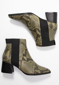 Adele Dezotti - Ankle boot - olive - 3
