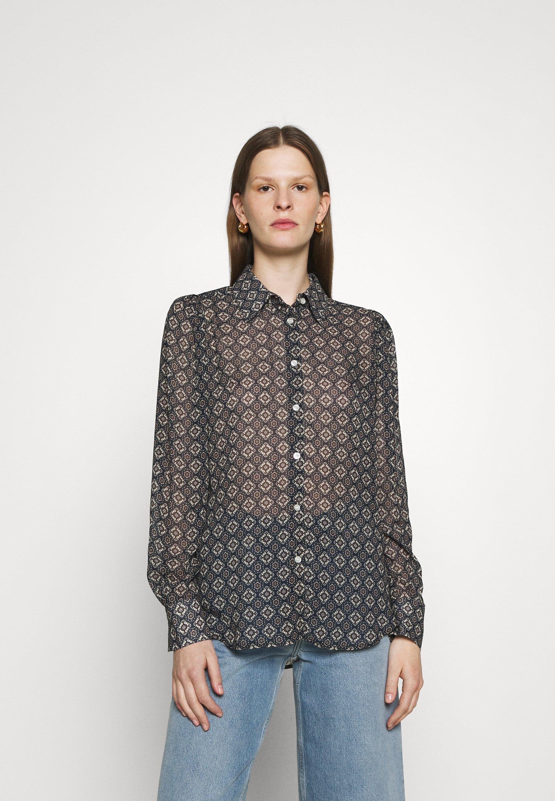 Women LATIA PUFF - Button-down blouse