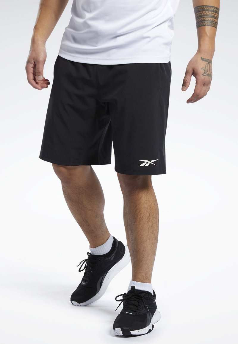 Reebok - SPEEDWICK SPEED SHORTS - Pantalón corto de deporte - black