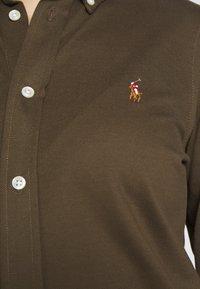 Polo Ralph Lauren - HEIDI LONG SLEEVE - Button-down blouse - defender green - 5